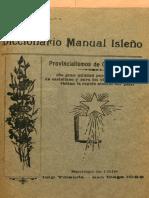 CAVADA-Diccionario Manual