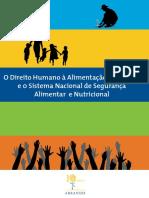 Livro O direito humano à alimentação adequada e o sistema nacional de segurança alimentar.pdf
