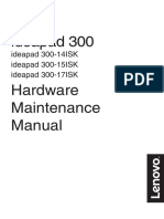 Ideapad_300-15isk Hardware Manual
