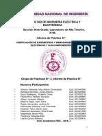 Informe Final de Cable Subterraneo