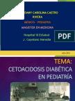 Cetoacidosis Diabética en Pediatría