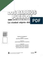 RETTAROLI, JM et alt. (1997) - Los barrios pueblos de la ciudad de Córdoba