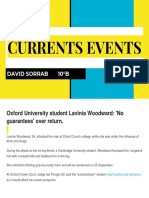 Currents Events