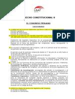 Cuestionario El Congreso Peruano