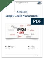 Les Achats Et La Supply Chain
