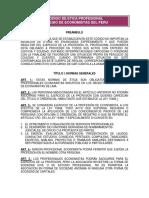 1Codigo de Etica PERU