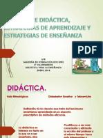 Didactica 3er Cuatrimestre Mfd