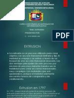 Extrusion Exposicion
