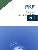 Belgium Tax Guide 2009
