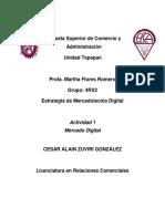 U4 A1 Mercado Digital Zurivi Gonzalez Cesar Alain