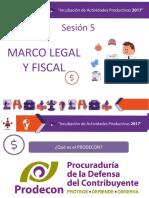 Cultura Contributiva V4 PRONAFIM 2017