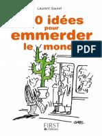 150 idées pour emmerder le monde.pdf