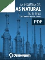 Libro Industria Gas Natural Peru 10anios Camisea