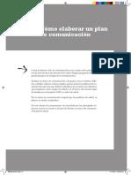 Como Elaborar Un Plan de Comunicación