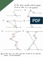 Lista 01 - Geometria Plana