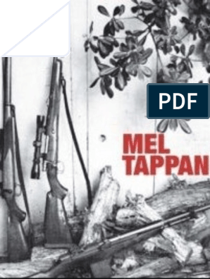 Mel Tappans Personal Survival Letter Issue 23 (Tappan