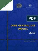 CGI 2018 (Code Général Des Impôts ) Byfadil.com