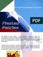 Ppt Fiestas Patrias
