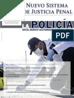 LA POLICÍA EN EL NUEVO SISTEMA DE JUSTICIA PENAL