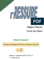 Chap6 Pressure 2017
