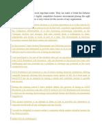 Project Report OfICICI