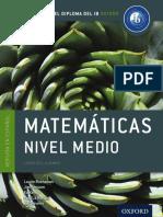 Mathematics SL - Course Companion - SPANISH - Oxford 2015 (1)