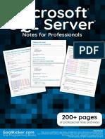 Microsoft-SQL-Server-Notes-For-Professionals-ElSaber21.com.pdf