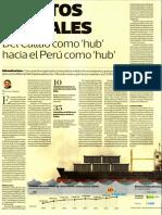 Situacion de los puertos regionales