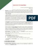 0 0 0 0 01 1 1 1 1 Bioseguridad en Un Rastro Municipal