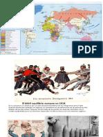 Primera Guerra Mundial Preu