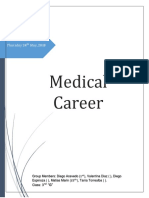 Medical Career