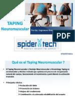 Curso de Taping Neuromuscular