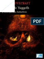 Hongos de Yuggoth - HPLovecraft