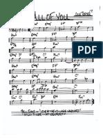 The Real Book 1 for Bass (Arrastrado) 16