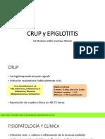 Crup y Epiglotitis