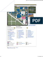 Campus Map UC Boulder