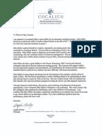 letter of rec- marley
