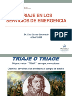 Semana1 TRIAGE Emergencia 2018