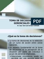 OPTIMIZACION DE DECISIONES