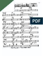 The Real Book 1 for Bass (Arrastrado) 17