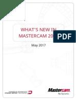 Whats New Mastercam