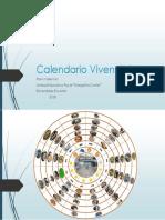 Calendario Vivencialrosavalencia