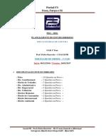 Plano de Estudos Oab - 1ª Fase