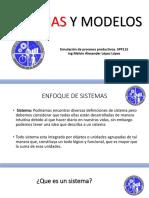 Sistemas y Modelos Clase 1