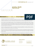 Global Gold Outlook Report Nr20