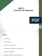 NIIF 3 Combinación de Negocios_Definitivo