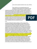 Examen de Tensión Superficial de Varias Formas Líquidas de Dosificación Orales