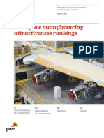 Pwc Aerospace Manufacturing Attractiveness Rankings 2017