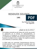 03. Quinta Sesion GIRS