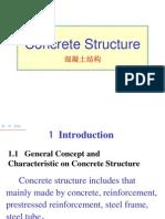 Concrete Structure ConceptS01.1